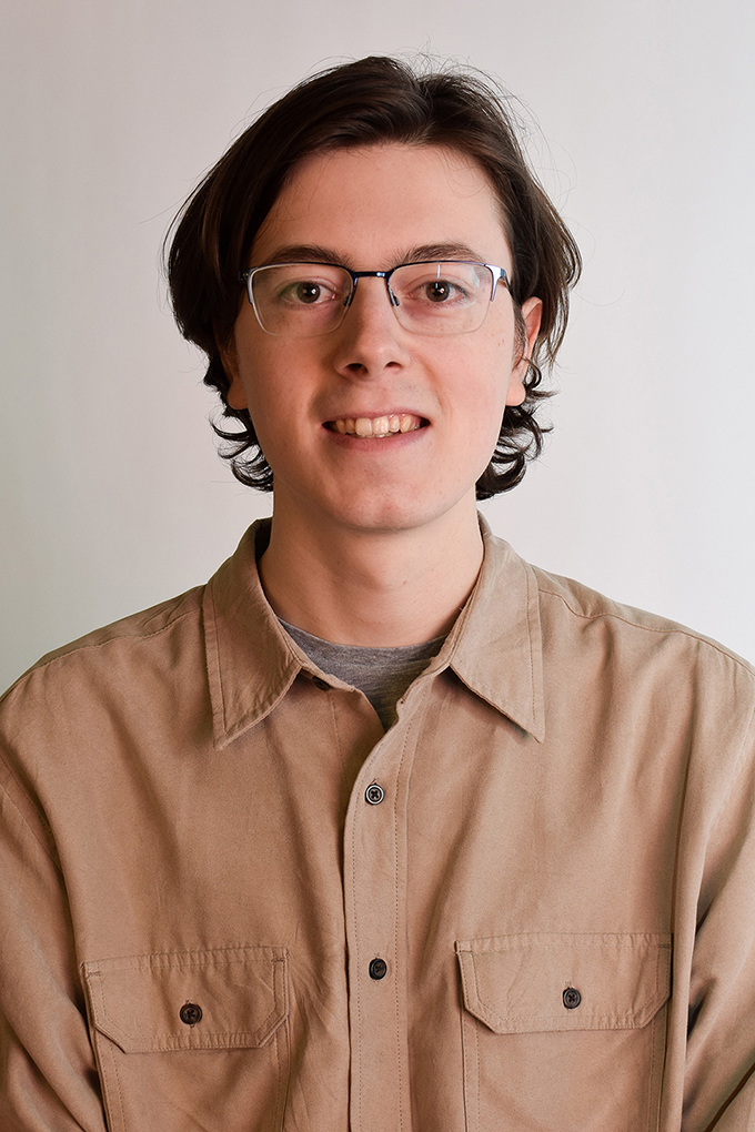 Photo of Matthew Gow