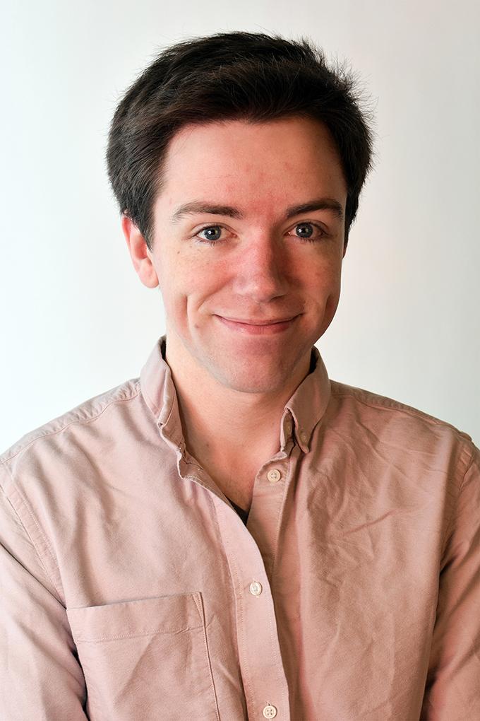 Photo of Robbie Kieran