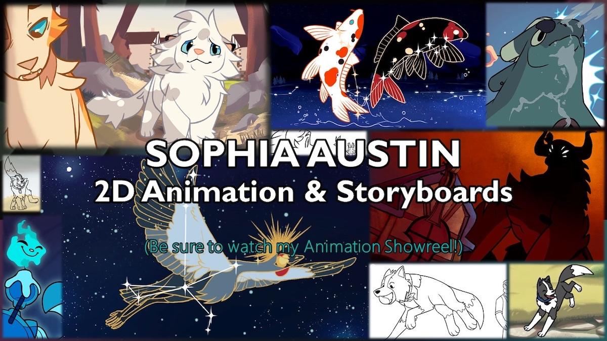 sophia austin's Main Work Image