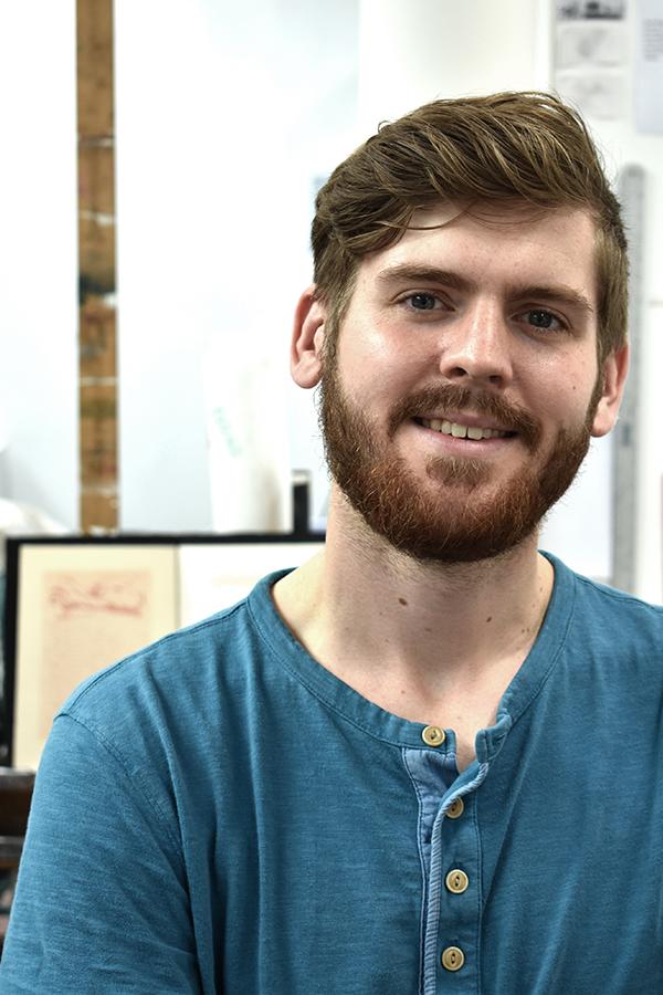 Photo of Simon Tozer